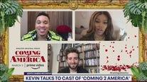 "Cast of ""Coming 2 America"" talks filming sequel"