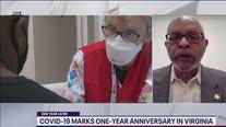 Virginia's Health Commissioner COVID-19 update