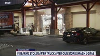 Firearms stolen after truck smashes into Charles County gun store, authorities say
