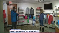 FOX 5 FIELD TRIP: Bikram Yoga