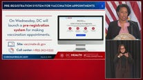 DC to launch pre-registration system for making COVID-19 vaccination appointments