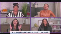 """Part 2 of catching up with the ladies of """"The Real"""""""