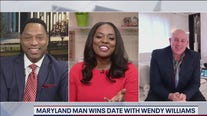 Maryland man wins date with Wendy Williams