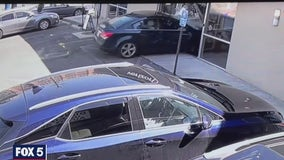 Man suspected of intentionally crashing into Alexandria Verizon store arrested in North Carolina, police say