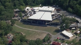 Merriweather Post Pavilion won't reopen for now despite easing of restrictions