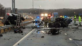 Virginia State Police ID 3 people killed in fiery Prince William County crash