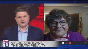 Sister Helen Prejean on Virginia outlawing death penalty
