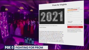 FCPS senior events committee launches petition aimed at getting Northam to ease restrictions on proms