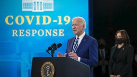 'This is deadly serious': Biden calls for states to reinstate mask mandates amid uptick in COVID-19 cases