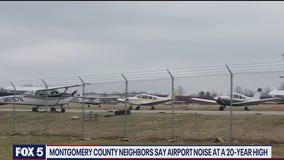 Residents near Airpark plead with Montgomery County to help with curbing low-flying aircraft noise