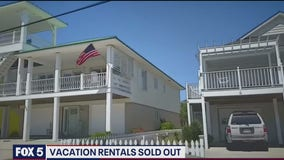 Vacation rentals are selling out fast, positive boom for tourism