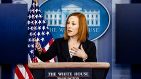 Jen Psaki to throw out first pitch at Washington Nationals game