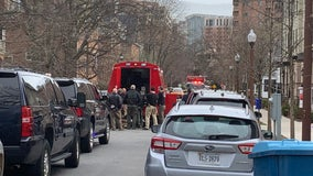 Arlington police recover evidence of bomb-making material while conducting search warrant, suspect in custody
