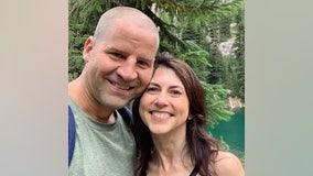 Billionaire, philanthropist MacKenzie Scott marries Seattle science teacher