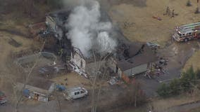 Early morning house fire in Prince George's County damages home in Clinton