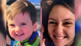 Frederick County mom, 2-year-old son found after being reported missing