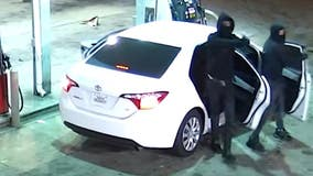 DC police looking for gunmen after Southeast gas station carjacking