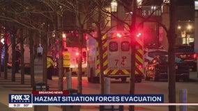 Bomb squad clears Streeterville apartment of explosive compound after man found dead inside