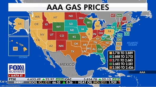 Gas prices soaring and could go even higher by spring: Analyst