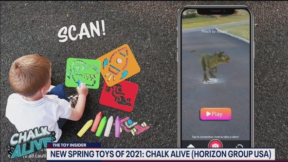 New spring toys for 2021
