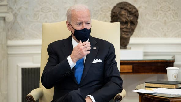 'Neanderthal thinking': Biden calls Texas, other states' decisions to ease COVID-19 rules 'a big mistake'