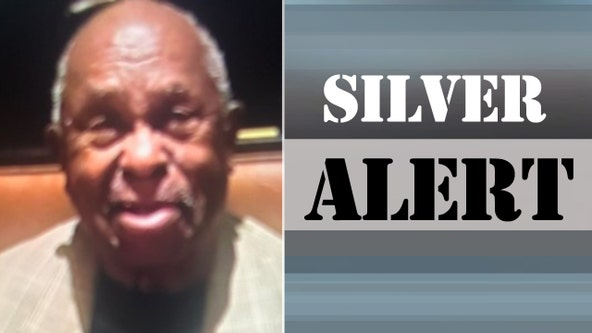 Silver Alert for missing 87-year-old man in Southeast DC