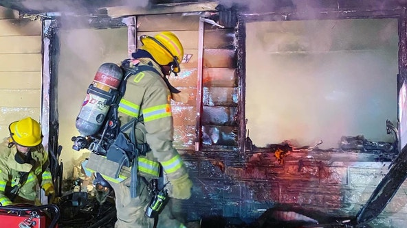 Prince George's County house fire leaves 2 dogs dead
