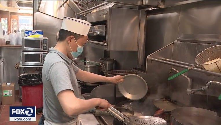 restaurant worker