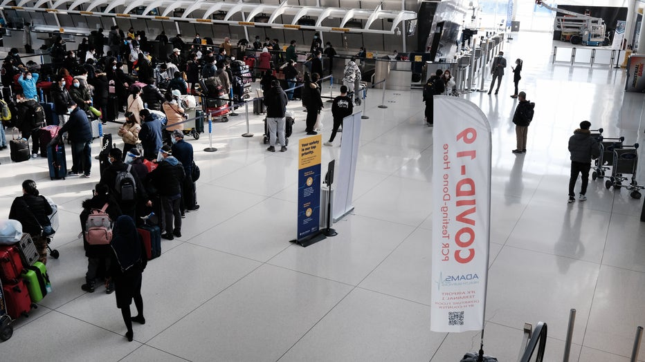 Biden Administration Reinstates COVID Travel Ban For Non-US Residents
