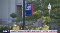 American, Georgetown to require all on-campus students in the fall to be vaccinated for COVID-19