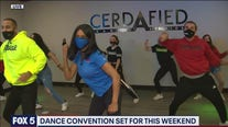 FOX 5's Gwen Tolbart shows off her moves