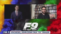Vin Diesel, John Cena talk Fast & Furious 9 trailer
