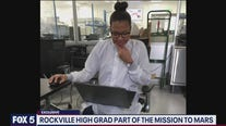 Rockville High School grad following her dreams to Mars