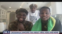 DC crosswalk dancers chat with FOX 5 about the making of their video and more!
