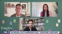 Ed Helms, Patti Harrison in Together Together