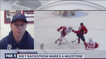 Nicklas Backstrom talks playing 1,000th game with Capitals