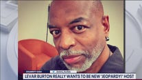 CELEBRITY DISH: Levar Burton wants to be new Jeopardy host