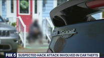 High tech car theft in Fairfax County