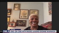 Part 1 of FOX 5's conversation with music legend Dionne Warwick