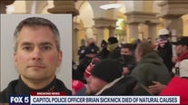 Medical examiner says Capitol police officer died of natural causes