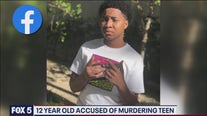 12 year old arrested in shooting death of 13 year old boy