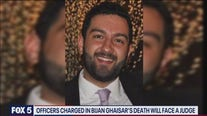 2 US Park Police officers charged in death of Bijan Ghaisar appear before federal judge