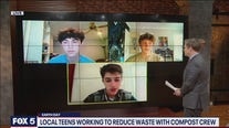 High school compost club shares activist efforts