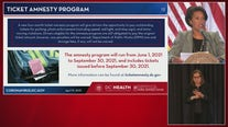 DC announces parking amnesty for drivers with outstanding tickets