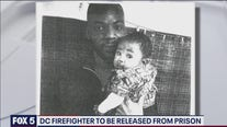 DC firefighter to be released from prison