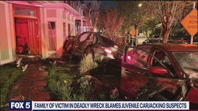 DC police confirm suspects in deadly Northeast car crash appear to be minors