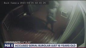 Suspected teenage serial burglar caught in Germantown