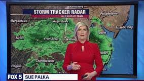 FOX 5 evening forecast
