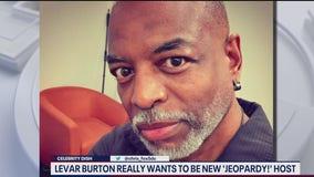 CELEBRITY DISH: Levar Burton wants to be new Jeopardy host