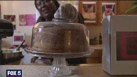 9-year-old Stafford girl carrying on family cake tradition